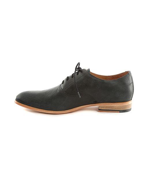Shipley View Black Shoes