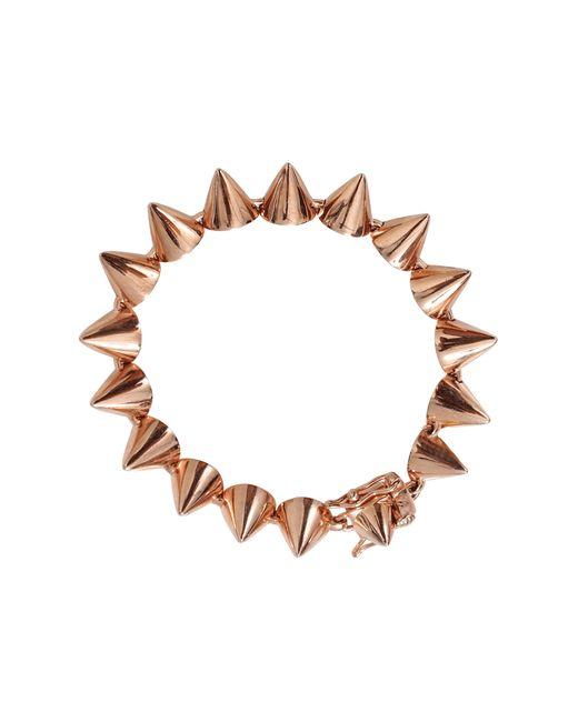 Eddie Borgo | Pink Small 17 Cone Bracelet | Lyst