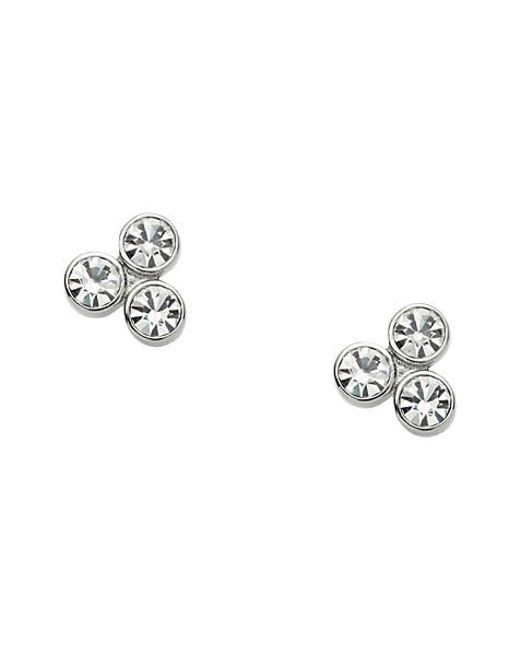 Fossil | Metallic Jf01439040 Ladies Earrings | Lyst
