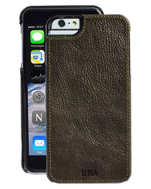 Sena | Multicolor 'heritage Lugano' Leather Iphone 6 Plus Case for Men | Lyst