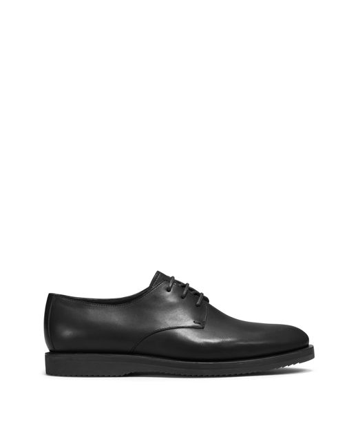 Michael Kors | Black Lyle Leather Oxford for Men | Lyst