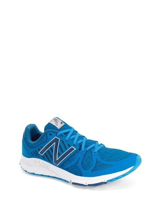 New Balance | Blue 'vazee Rush' Running Shoe for Men | Lyst