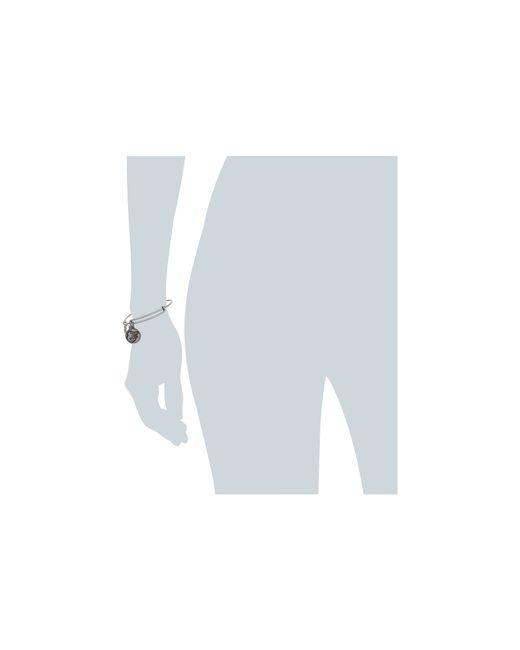 ALEX AND ANI   Metallic Mlb® Baltimore Orioles Charm Bangle   Lyst