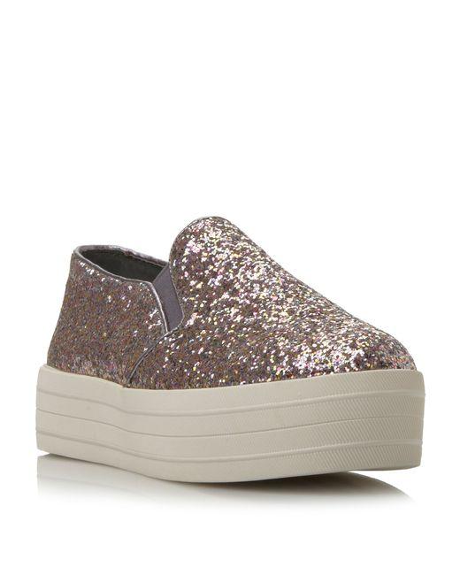 Steve Madden | Multicolor Bubah Slip On Fashion Sneakers | Lyst