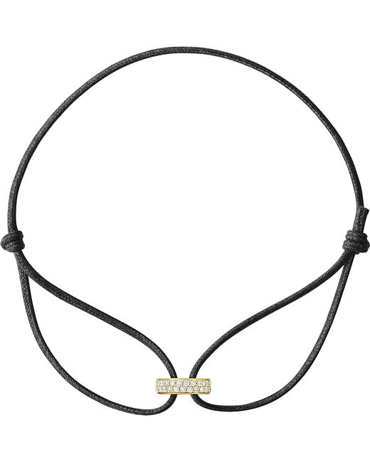 Georg Jensen | Metallic Magic 18ct Gold Diamond Bracelet | Lyst