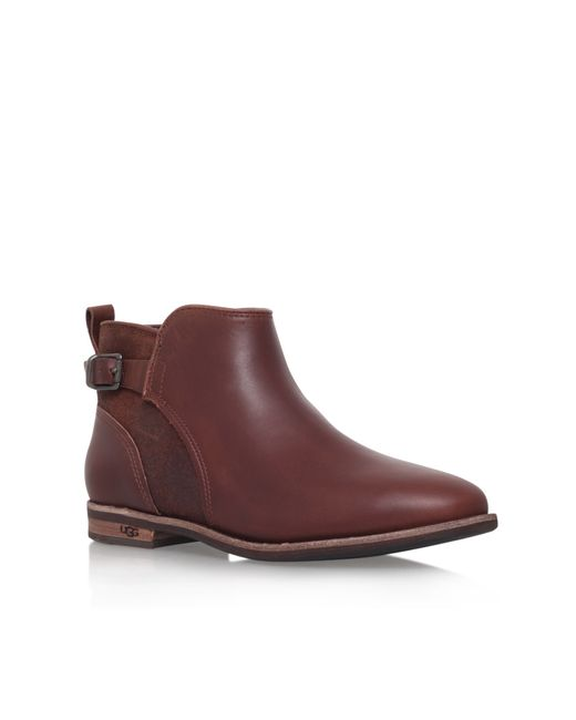 Womens Frye Demi Zip Bootie