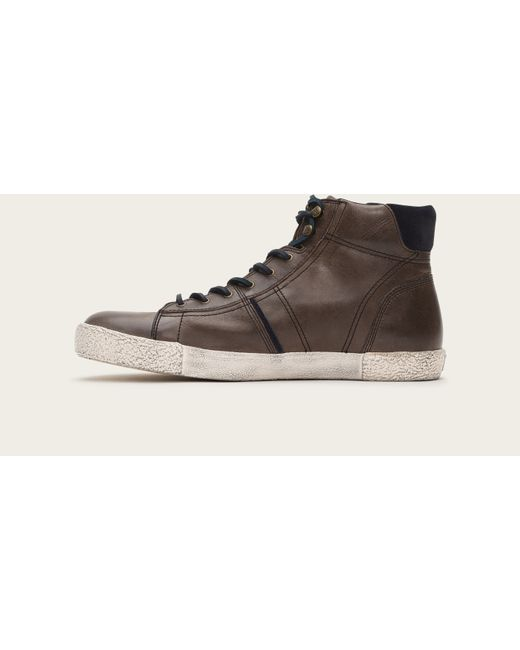 Frye | Gray Bedford High for Men | Lyst