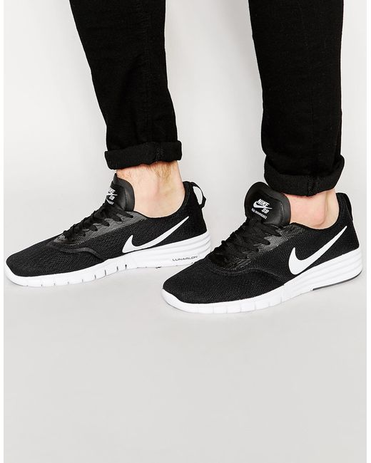 Nike | White Nike Paul Rodriguez 9 Trainers 749564-010 for Men | Lyst