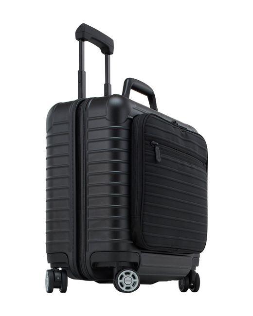 Rimowa Topas Stealth Cabin Multiwheel Iata In Black