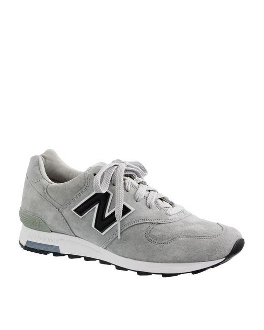 J.Crew | Gray New Balance 1400 Sneakers for Men | Lyst