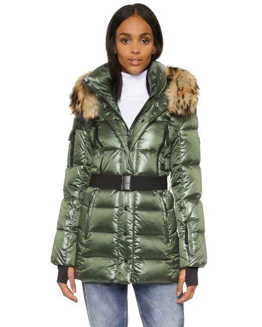 Sam. | Green Millennium Jacket | Lyst