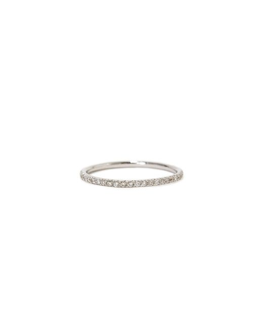 Anita Ko | White Gold Diamond Eternity Band | Lyst