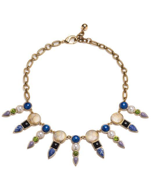 Lulu Frost | Multicolor Eartha Multi Necklace | Lyst