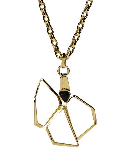 Vionnet | Metallic Necklace | Lyst