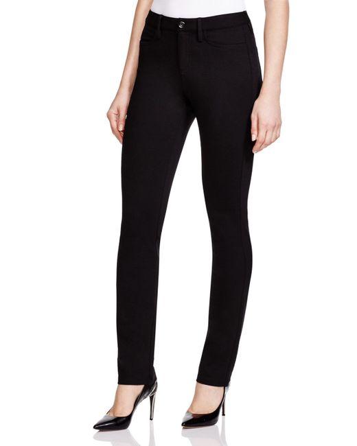 NYDJ | Black Samantha Ponte Legging Jeans | Lyst