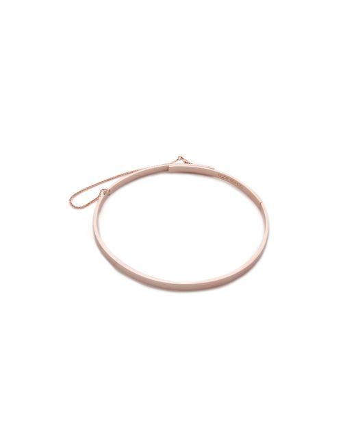 Eddie Borgo | Pink Extra Thin Safety Chain Choker | Lyst