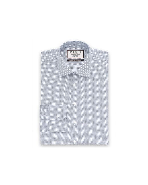Thomas Pink | White Kingsford Check Dress Shirt - Bloomingdale's Regular Fit for Men | Lyst