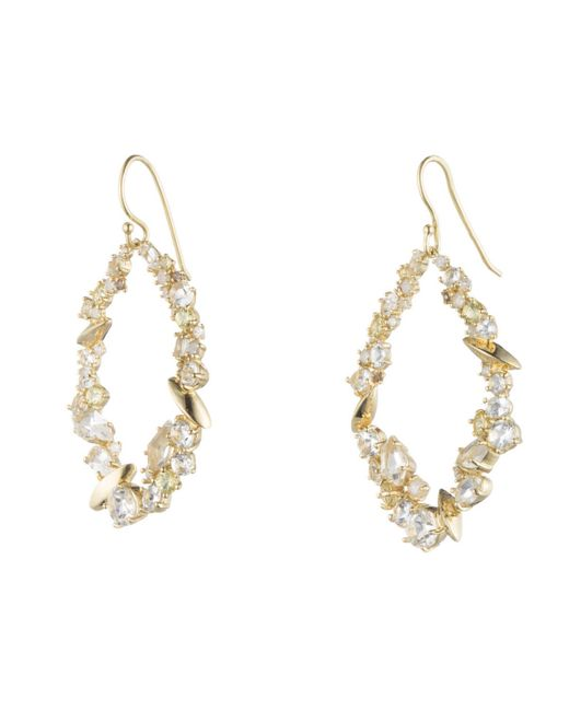 Alexis Bittar | Metallic Elongated Oval Drop Cluster Earring You Might Also Like | Lyst