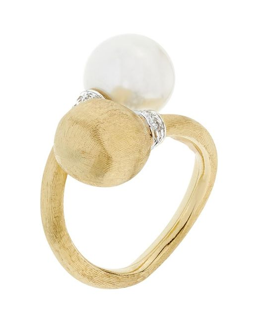 Marco Bicego | Metallic Africa Pearl Ring | Lyst
