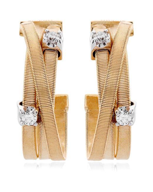 Marco Bicego | Metallic Goa Strand Diamond Earrings | Lyst