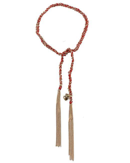 Carolina Bucci | Brown Love Charm Lucky Bracelet | Lyst