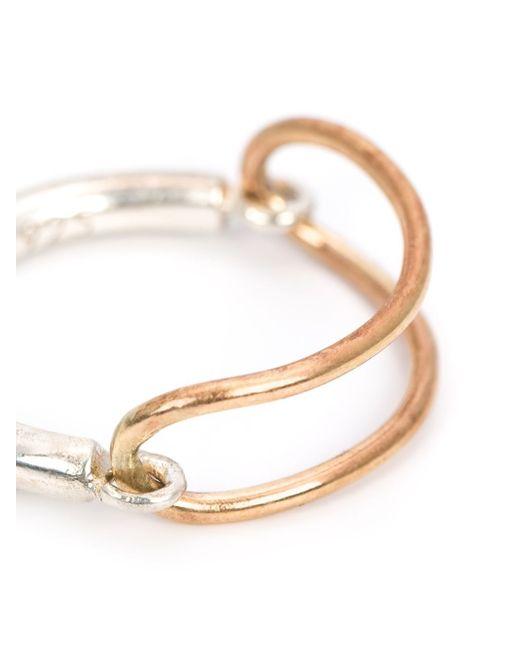 1-100   Metallic Hinge Ring   Lyst