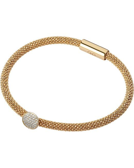 Links of London | Metallic Star Dust Round Bracelet | Lyst
