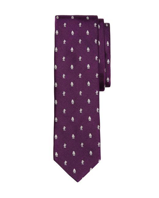Brooks Brothers   Purple Golden Fleece® Tie for Men   Lyst