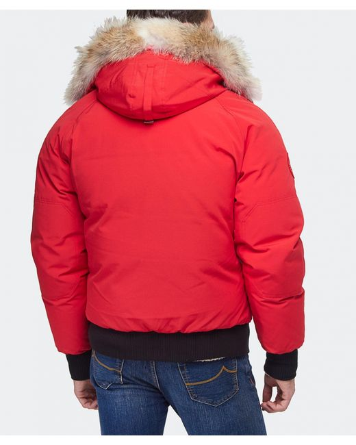canada goose homme fake