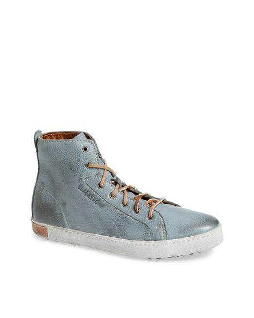 Blackstone | Blue 'hm 01' Sneaker for Men | Lyst