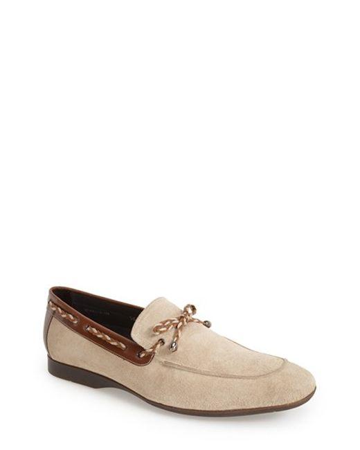 Mezlan | Brown 'campin' Loafer for Men | Lyst