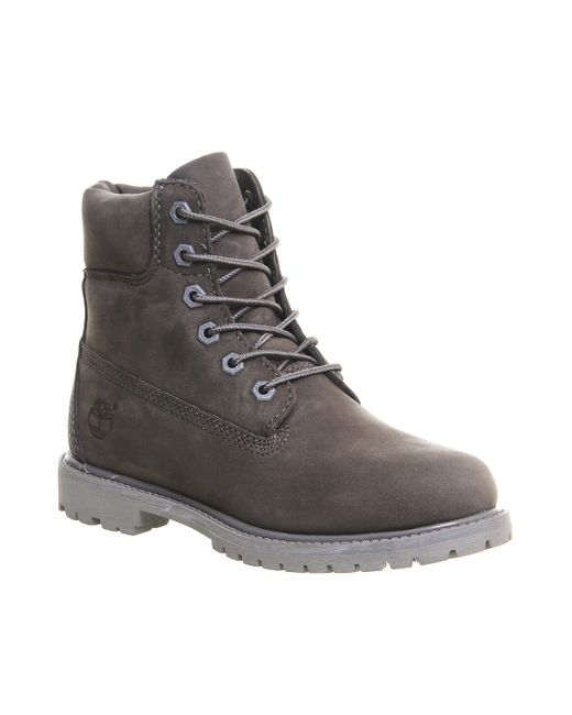Awesome  Inch Premium Boots Gt Womens Timberland 8Inch Boots Gray