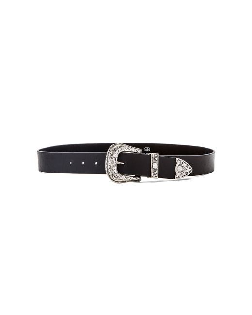 B Low The Belt Frank Hip Belt In Metallic Lyst