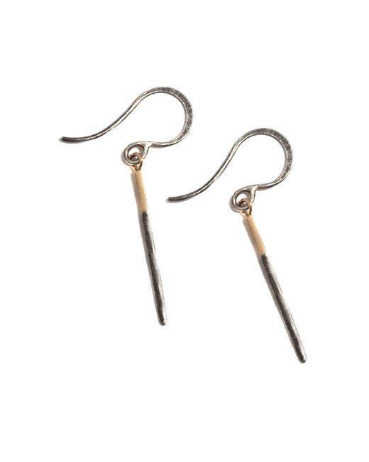 Melissa Joy Manning | Metallic 12 Wooster Peg Awl Earrings | Lyst