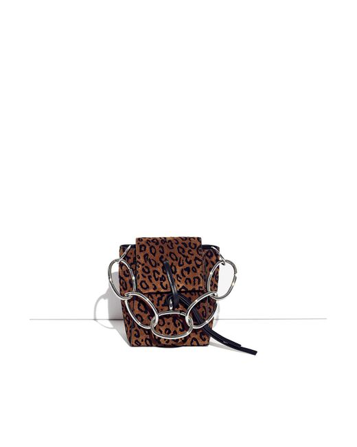 3.1 Phillip Lim | Brown Leigh Small Top-handle Crossbody | Lyst
