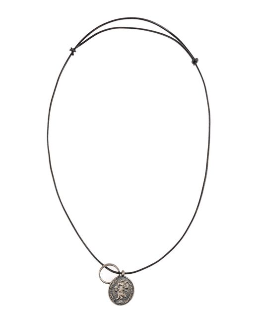 First People First | Black Necklace | Lyst