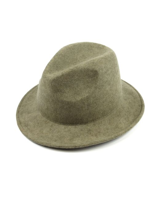 Michael Stars | Natural No Strings Attached Fedora | Lyst