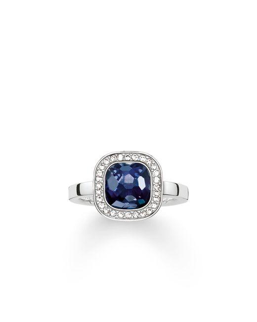 Thomas Sabo | Secret Of Cosmo Blue Corundum Ring | Lyst