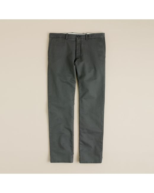 J.Crew | Gray Essential Chino In 484 Fit for Men | Lyst