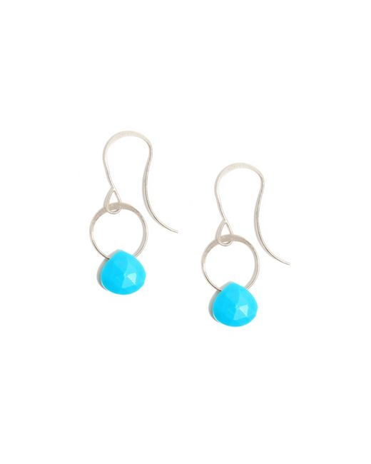 Melissa Joy Manning | Blue Turquoise Earrings | Lyst