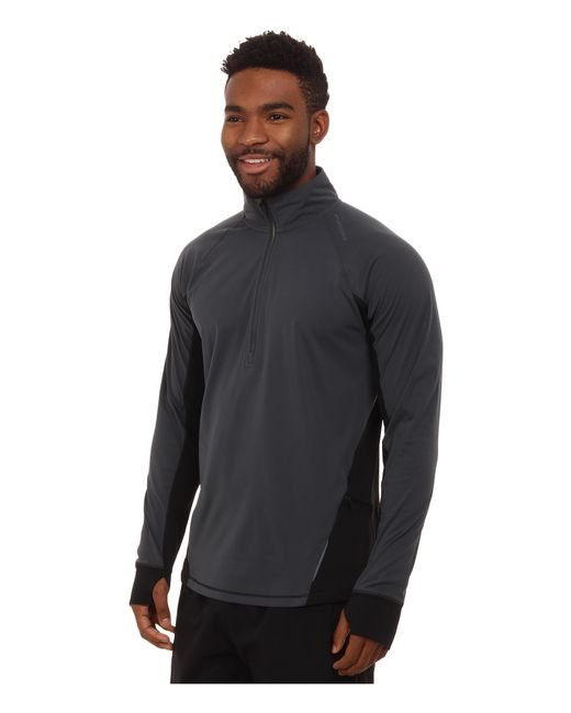 Brooks | Gray Drift 1/2 Zip for Men | Lyst