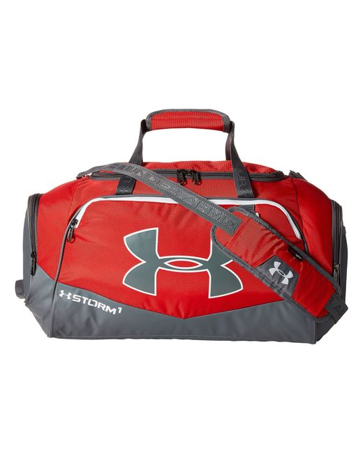 Under Armour | Red Ua Undeniable Small Duffel Ii | Lyst