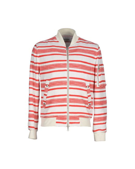 Mauro Grifoni | White Jacket for Men | Lyst