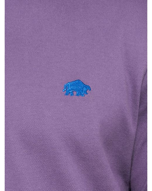 Raging Bull | Purple Big And Tall New Signature Polo Shirt for Men | Lyst