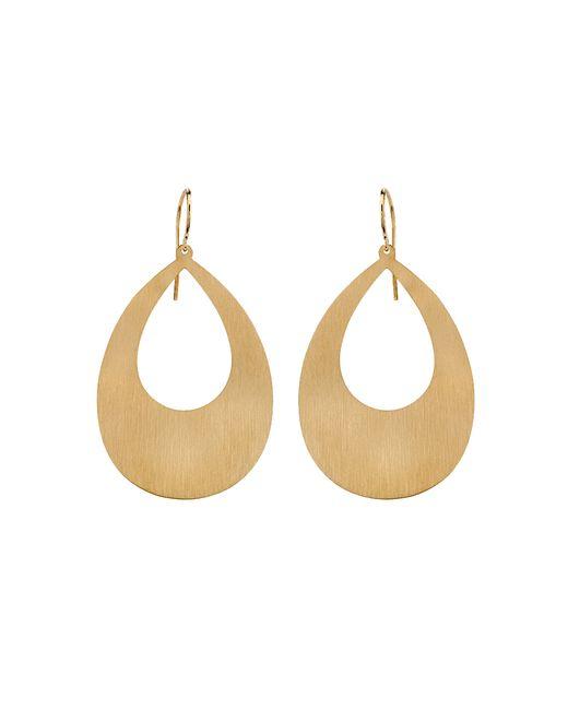Irene Neuwirth | Metallic Pear Shape Earrings | Lyst