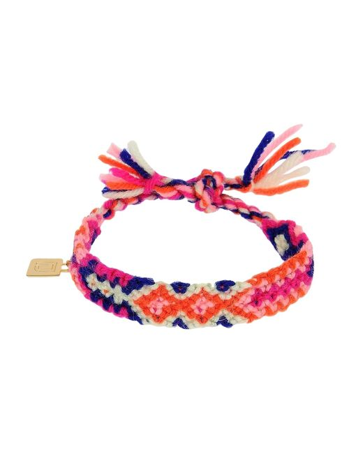 DANNIJO | Pink Bracelet | Lyst