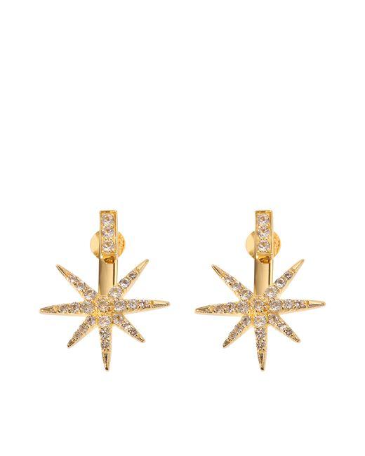 Elizabeth and James | Metallic Astral Jacket Earrings | Lyst