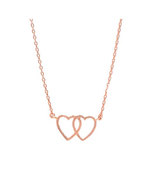 Bing Bang | Metallic Loved Up Necklace Yellow Gold | Lyst