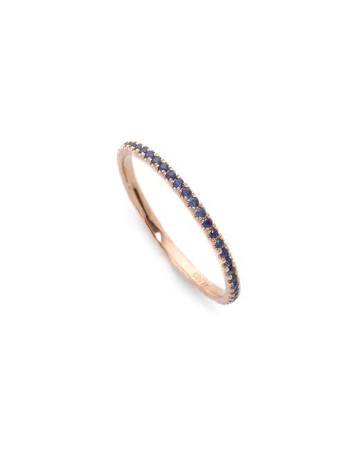 Gabriela Artigas | Metallic Gem Axis Ring | Lyst