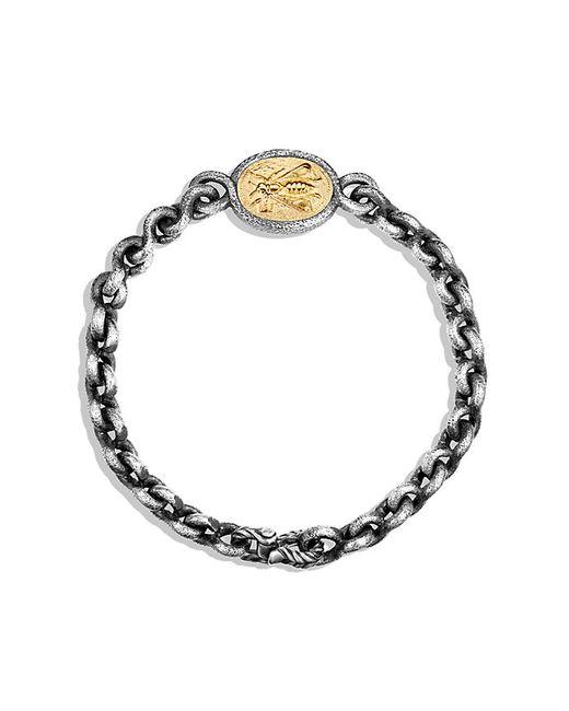 David Yurman | Metallic Petrvs Bee Bracelet With 18k Gold for Men | Lyst